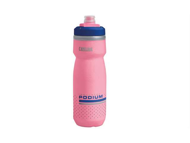 CamelBak Podium Chill Drikkeflaske 620ml, pink/ultramarine